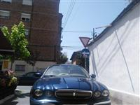 Jaguar X-Type benzin gaz