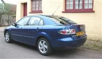 Mazda 6 2.0 diesel 2005
