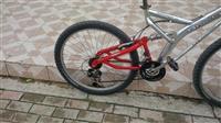 Bike, shadow