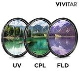 Set filtrash per aparat fotografik - 52MM