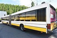 shiten 8 autobuse urban Volvo  OKAZION