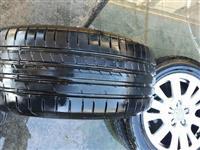 Audi disqe+goma