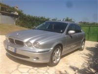 Jaguar X type 2.0 naft