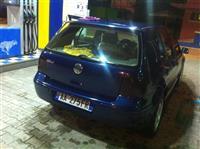 VW Golf 1.6 benzin+gaz