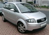 Audi A2 shitet ose ndrrohet + - diferencen okazon