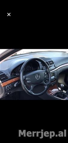 Benz-E-clas-220-Evo
