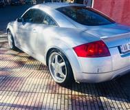 Audi 1.8 benzin quattro