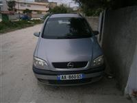 Opel Zafira 2003 Nafte