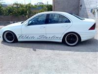 "Mercedes c 220 nafte look ""AMG"""