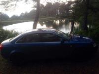 Audi A4 Quattro 1.8 T benzine/gas