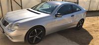 Okazionnnn Mercedez Benz c 1.8 benzin/gaz