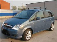 Opel Meriva 1700 Nafte