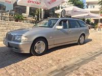 Shitet; Mercedes Benz C-class 220