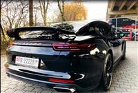 2017 Porsche Panamera Turbo luksoze