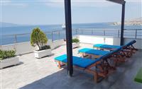Sea view penthouse for sale in Saranda,AL