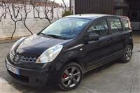 Nissan note 1.5-liter