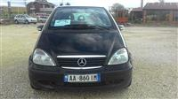 MERCEDES BENZ A-CLASS 2003, 1.7 NAFTE MANUAL,