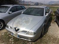 Alfa romeo 166 2.4 benzine