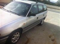 Opel astra benzin gas 1.4