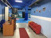 Biznesi , palester artesh marciale