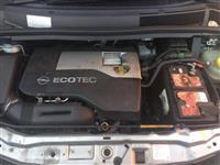 Urgjente Opel Zafira  ne gjendje perfekte