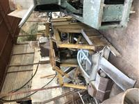 Makineri per blloqe betoni
