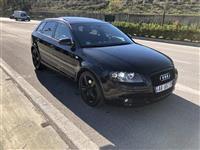 Audi A3 super full panorama f1 sline