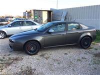 Alfa Romeo 159 nafte