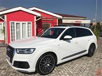 Audi Q7 2xS-Line 3.0 TDI 272 ks Panorama