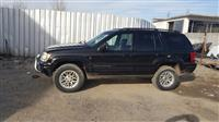 JEEP GRAND CHEROKE MOTORR 2,7 VITI 2002