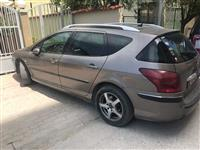 shes peugeot 407