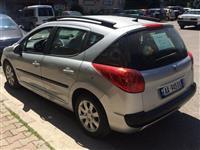 Peugeot 207 benzin+gaz