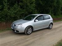 VW Golf 5 1.6 2007 Benzin Gas