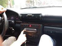 Audi A4 tdi 1 i te kuqe
