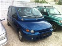 Fiat Multipla 1.7 benzin+gaz -01