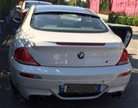 BMW M6 5.0 Benzine