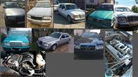 Pjese kembimi per benz veture viti 91 deri ne 95