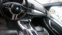 ! Shitet Ose Ndrrohet BMW X5 3.0 Naft Super Full !