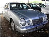 benz E200 bezine gaz 1997 per pjese