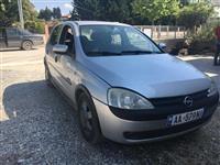 Opel corsa 1.2 benzin/gas
