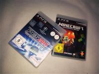 Shitet Pro Evolution Soccer 2014 + Minecraft