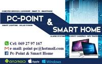 PC-POINT & SMART HOME - SERVIS & AKSESORE