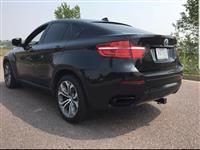 BMW X6 6.0 benzine 2013