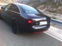 Audi A6 mundsi ndrrimi
