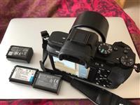 Kamera Sony a7ii DSLR, si dhe pajisje