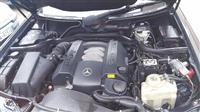 Mercedes benzin gaz sekuencial motorr 2.6 automat