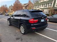 BMW X5 2008 4.8 benzine