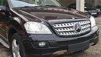 MERCEDES-BENZ ML 320 CD 4-MATIC LUXURY FULL
