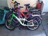 Bicikleta per femij nga gjermania