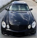 Benz E500 Amerikan, AMG E63 look, 7G Tronic, top!